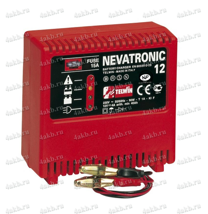Telwin Nevatroni 12 зарядное устройство