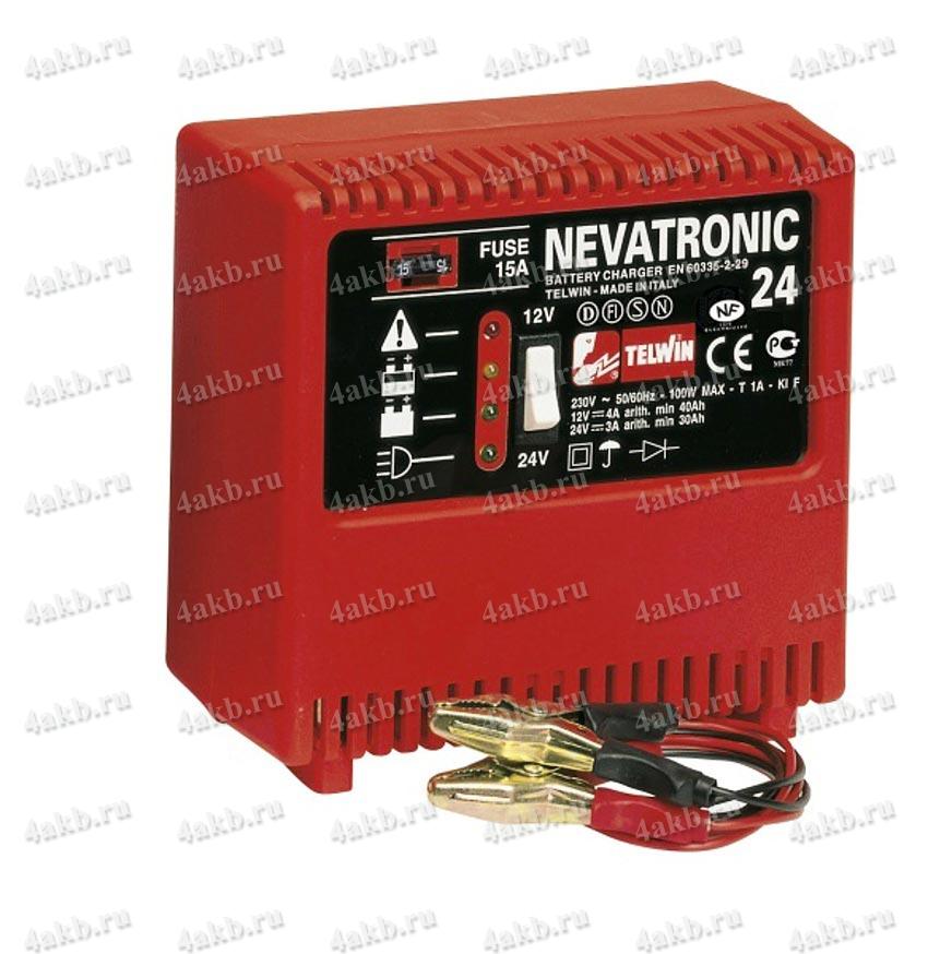 Telwin Nevatronic 24 зарядное устройство