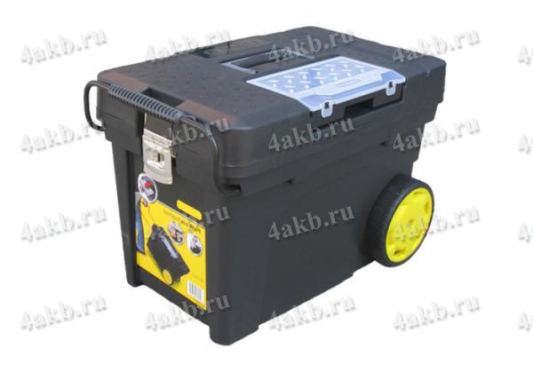 Новая модель ящика для хранения инструментов аккумуляторщика