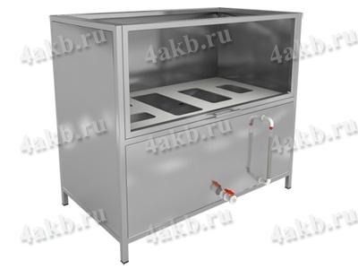 установка для слива электролита УКС.УСА-001