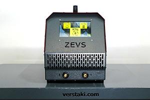 Общий вид зарядного устройства для аккумуляторов