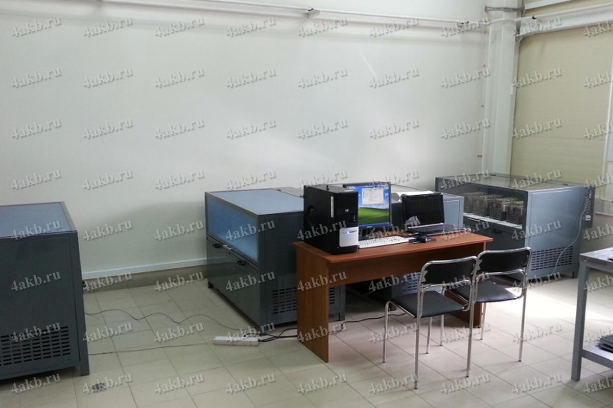Зарядно-разрядные устройства Светоч-А управляемые с ПК и ноутбука