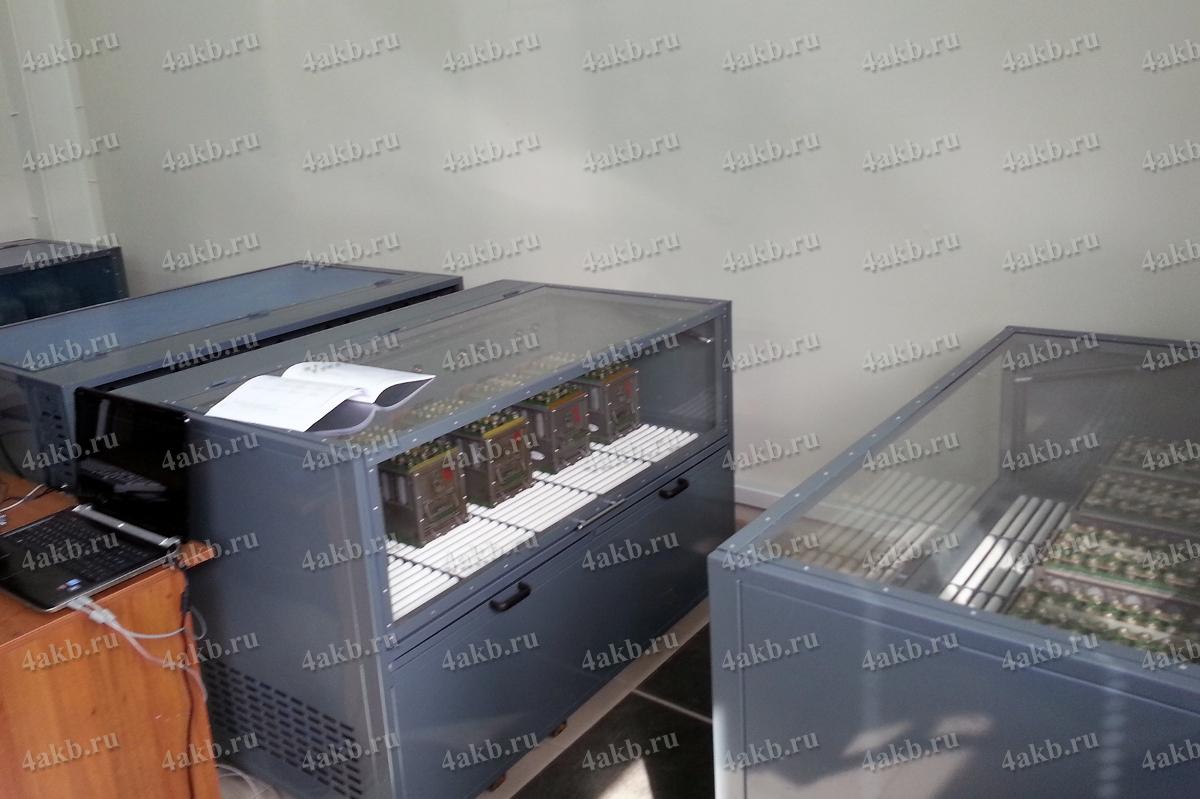 Данная модель Светоч-А может одновременно заряжать до 5 АКБ