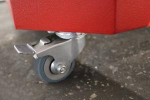 Комплект колес с системой торможения