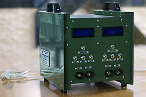 Фотография зарядного однофазного комплекта серии КЗО-2