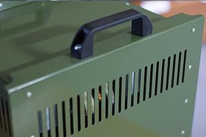 Ручки для переноса зарядного комплекта серии КЗО-4 с места на место