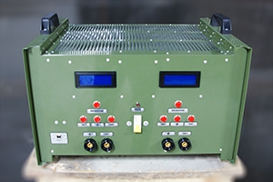Панель управления зарядными процессами серии КЗО-Р