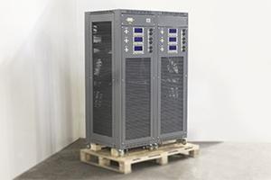 Фото многоканального автоматического зарядного выпрямителя ВЗА-М-6-100-60