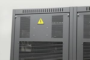 Съемная металлическая панель зарядного выпрямителя ВЗА-М-6-100-60