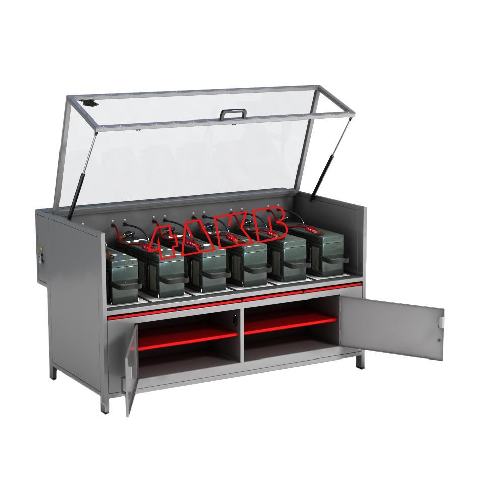 Зарядно-разрядные устройства с током разряда в 50А