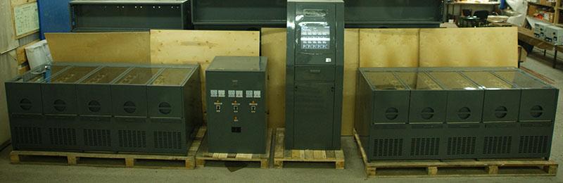 АЗР Зарядно-разрядное устройство для аккумуляторных батарей подводных лодок