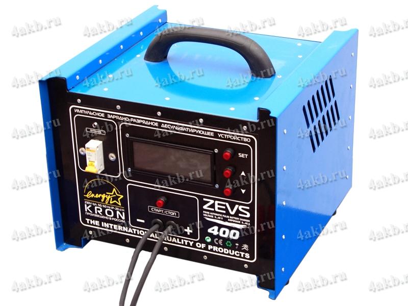 Зарядно разрядное устройство ZEVS-400