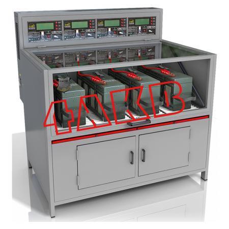 Новые зарядные и разрядные устройства собственного производства