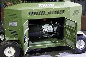 Встроенный дизельный генератор