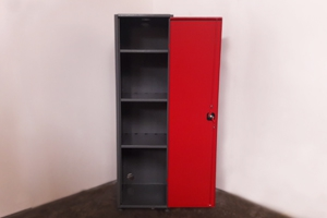 Шкаф для хранения АКБ ШМА-01-02 в открытом виде