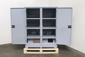 Шкаф для хранения ШМА-02К.1500 в открытом виде