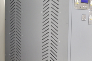 Вентиляционные отверствия шкафа для заряда Светоч-03-09.ЖК