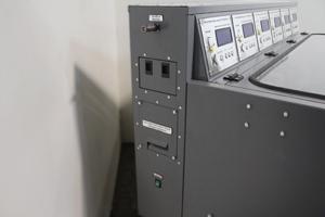Торцевая часть шкафа для заряда Светоч-04-06.ЖК