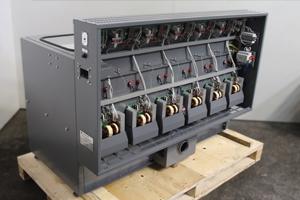 Фотография механизма заряда аккумуляторов
