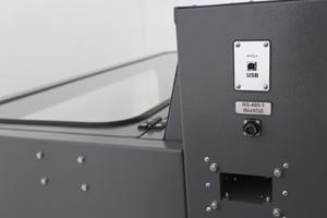 USB-интерфейс установленный для управления шкафом