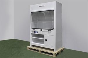 Лабораторный шкаф с вытяжкой фото