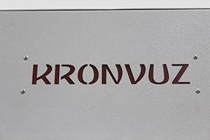 Фотография логотипа компании на изделии