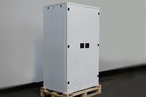 Фото шкафа для хранения акб КРОН.ШМА-02.2000 общий вид