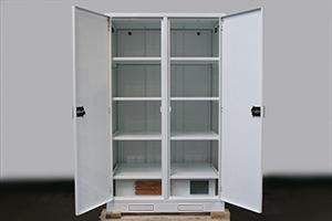 Фото шкафа для хранения акб КРОН.ШМА-02.2000