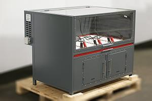 Фото зарядного шкафа серии светоч-01 общий вид