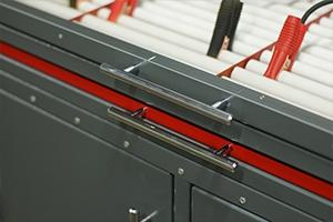 Фото ручки зарядного шкафа серии светоч-01