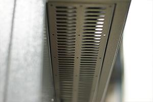 Фото решетка системы охлаждения нижняя шкафа