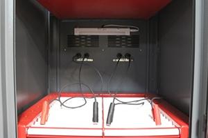 Отсек для установки аккумуляторных батарей