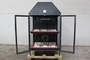Шкаф для зарядки 6 аккумуляторных батарей Светоч-02-06