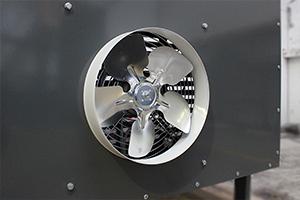 Вытяжной вентилятор расположенный внизу шкафа Светоч-02-06