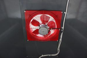 Вытяжной вентилятор расположенный вверху шкафа Светоч-02-06