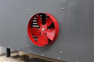 Вытяжной вентилятор установленный внизу шкафа Светоч-03-12