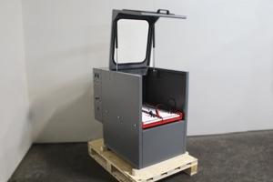 Шкаф для заряда Светоч-04-02 в открытом виде