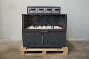 Шкаф для заряда аккумуляторных батарей