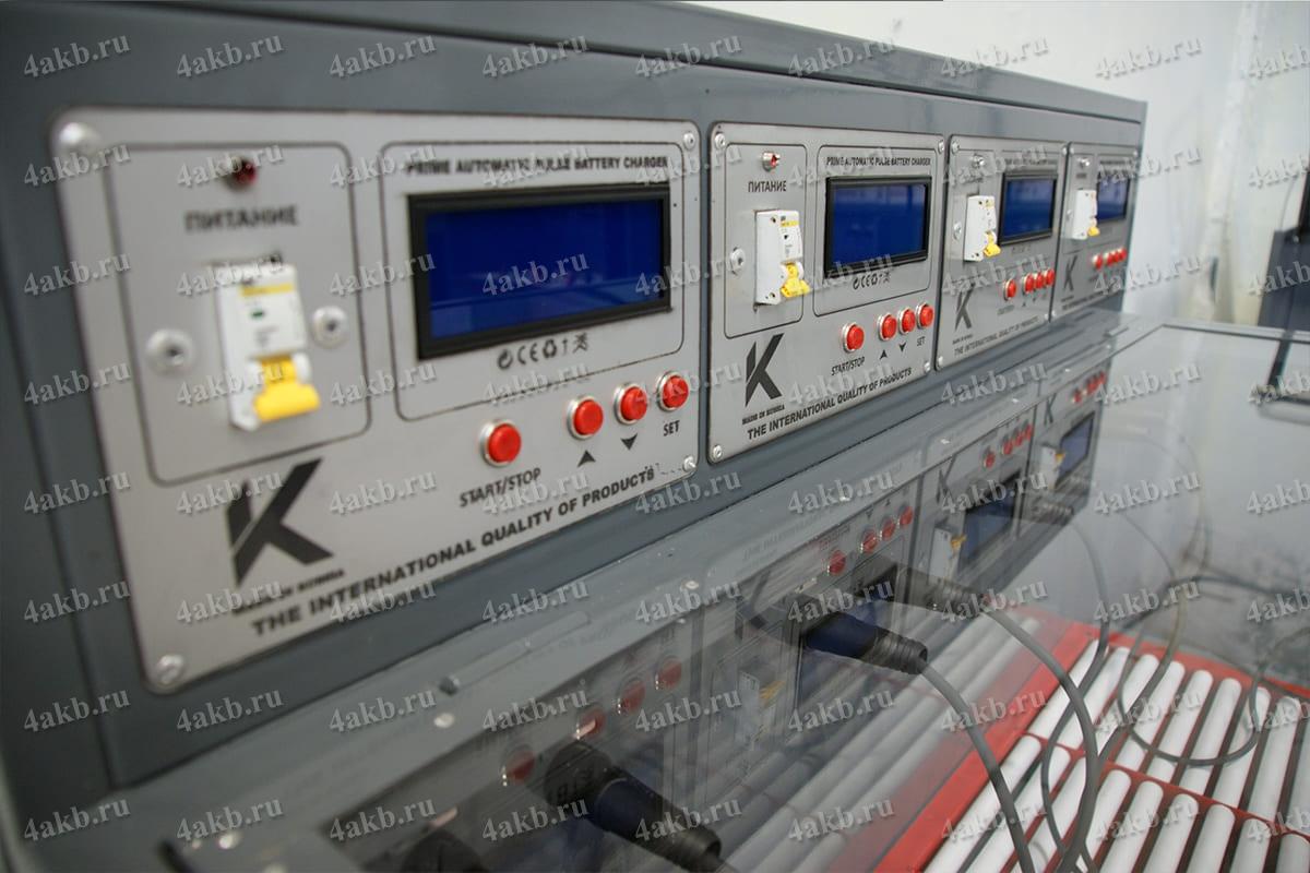 Шкаф для зарядки аккумуляторов
