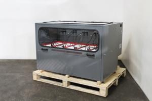 Шкаф для заряда Светоч-04-05 вид сбоку