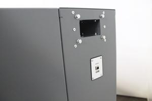 Торцевая часть шкафа для заряда Светоч-04-05