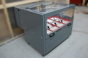 Авиационный зарядно-разрядый шкаф серии Светоч-Авиа-04