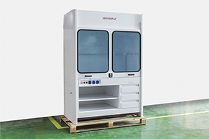 Фото шкафа вытяжного для лаборатории без мойки ШВ-003