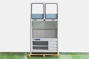 Шкаф без мойки в открытом виде