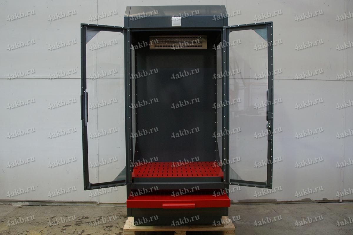 Новый дизайн вытяжного шкафа УКС.ШВК
