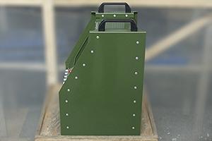 Система анализа АКБ обновленная вид сбоку