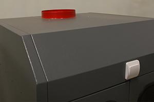 Фото системы вентиляции шкафа серии Светоч-02-06