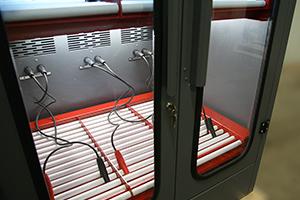Фото двухстворчатых дверей шкафа серии Светоч-02-06