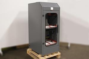 Фотография двухъярусного шкафа серии Светоч-02-02
