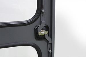 Ригельная система запирания дверей шкафа Cветоч